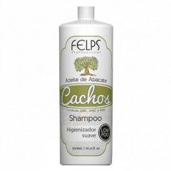 Shampoo Felps Cachos Azeite de Abacate 500ml