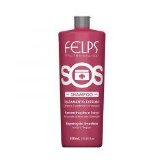 Shampoo Felps SOS Reconstrução 250ml