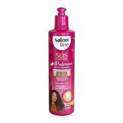 Ativador de Cachos Salon Line SOS Cachos + Poderosos 300ml