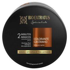 Bio Extratus Spécialiste Máscara Capilar 120g Castanho