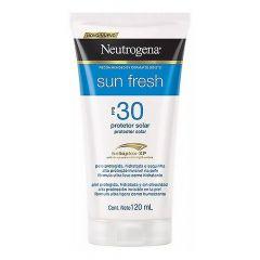 Neutrogena Sun Fresh Protetor Solar 120ml FPS 30
