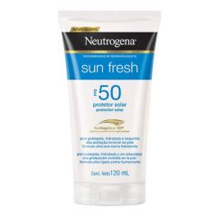 Neutrogena Sun Fresh Protetor Solar 120ml FPS 50