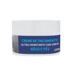 Kelma Creme Hidratante Desodorante Mãos e Pés 250g Uréia e Silicone