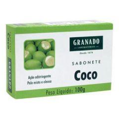 Granado Sabonete de Coco 100g