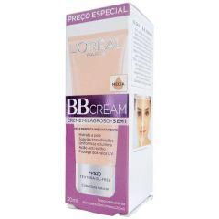 L'Oreal Paris BB Cream Creme Milagroso 30ml 5 em 1 FPS 20 Cor Média