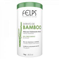 Mascara Capilar Felps Extrato de Bamboo 1kg