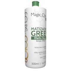 Felps Magic Clay Máscara Matizadora 500ml Efeito Bege
