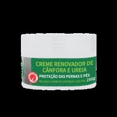 Kelma Creme Hidratante Desodorante Pés e Pernas 250g Cânfora e Uréia