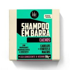 Lola Shampoo em Barra Cabelos + Fortes e Macios 90g Cachos