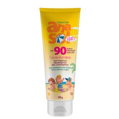 Protetor Solar Anasol Kids FPS90 100g