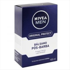 Bálsamo Pós Barba Nivea Men Original Protect 100ml