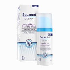 Bepantol Derma Hidratante Restaurador 50ml Loção Facial Noturna