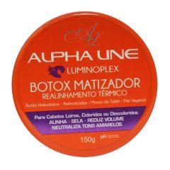 Alpha Line Botox Matizador Realinhamento Térmico 150g
