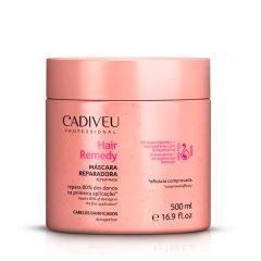 Cadiveu professional mascara reparadora hair remedy 500ml