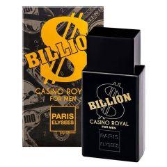 Perfume Paris Elysees Billion Casino Royal For Men 100ml