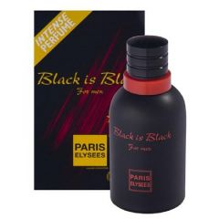 Perfume Paris Elysees Black Is Black For Men 100ml