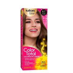 Color Total Coloracao Creme - Cores