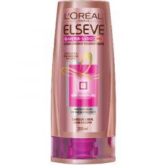 Condicionador Elseve L'Oréal Paris Quera-Liso 200ml
