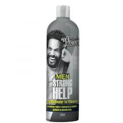 Condicionador Fortificante Soul Power Men Strong Help 315ml