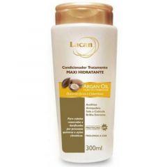 Condicionador Tratamento Lacan Maxi Hidratante Argan Oil 300ml
