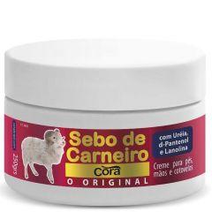 Cora Sebo de Carneiro Creme Hidratante para Pés e Mãos 250g