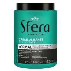 Nazca Sfera Creme Alisante Tioglicolato 1kg Normal