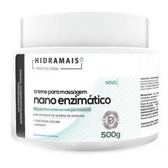 Hidramais Creme para Massagem 500g Nano Enzimático