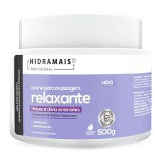 Hidramais Creme para Massagem 500g Relaxante