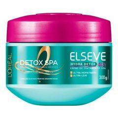 Creme de Tratamento SPA Elseve L'Oréal Paris Hydra Detox 300g