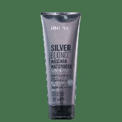 Amend Silver Blonde Máscara Matizadora 250g