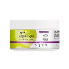 Deva Curl Styling Cream Creme Modelador de Cachos 250g