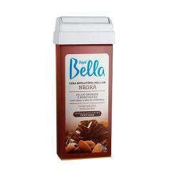 Depil Bella Cera Roll-on 100g Negra