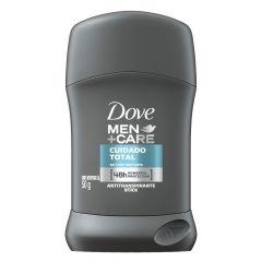 Dove Men +Care Cuidado Total Desodorante 50g