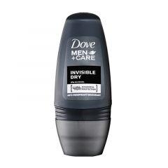 Dove Desodorante Roll On 50Ml Invisible Masculino