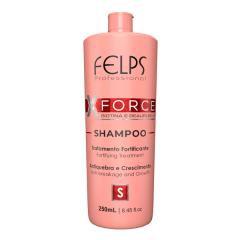 Felps Professional XForce Shampoo 250ml Biotina e Beauplex VH