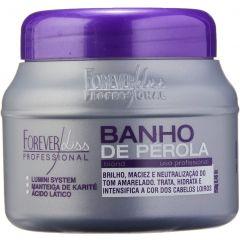 Forever Liss Banho de Pérola Blond Máscara 250g