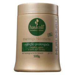 Haskell Máscara Capilar Manteiga Hidratante Murumuru 500g