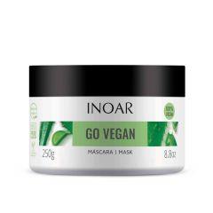 Inoar Go Vegan Máscara Capilar 250g Aloe vera   Babosa