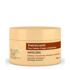Mascara Jacques Janine Fortificante -Professionnel Uso Diário - 240ml