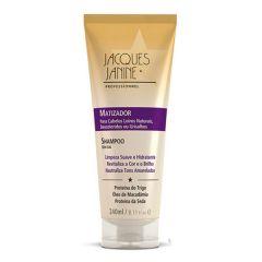 Shampoo Matizador  Jacques Janine -Professionnel  - 240ml