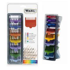 Kit De Pentes De Altura Cores De 1 Ao 8 Wahl Professional Colorido