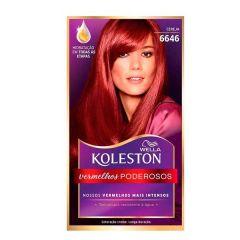 Koleston Coloracao Creme Vermelhos poderosos - Cores