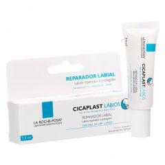 La Roche-Posay Cicaplast Lábios 7,5ml Reparador Labial