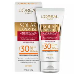 Protetor Solar Loreal Expertise Facial FPS 30 Antirrugas 50g