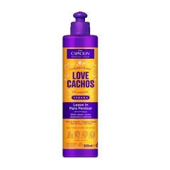 Capicilin Love Cachos Leave-In 300ml Vegana