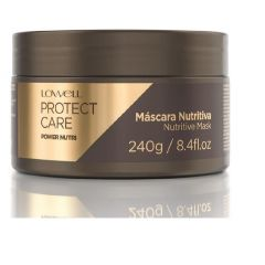 Lowell mascara nutritiva protect care power nutri 240g