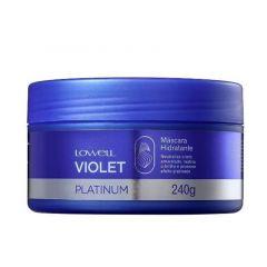 Lowell mascara violet platinum 240g