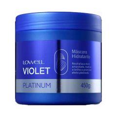Lowell mascara violet platinum 450g