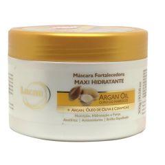Máscara Fortalecedora Lacan Maxi Hidratante Argan Oil 300g