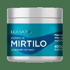 Lowell Extrato de Mirtilo Máscara 450g